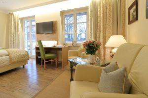 Doppelzimmer in Haus Fischerwiege