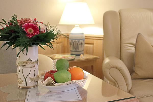 Beispiele für Juniorsuiten im Hotel Fischerwiege