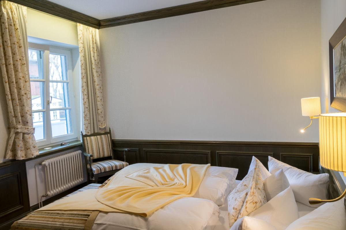 Schlafzimmer in Suite, Beispiel