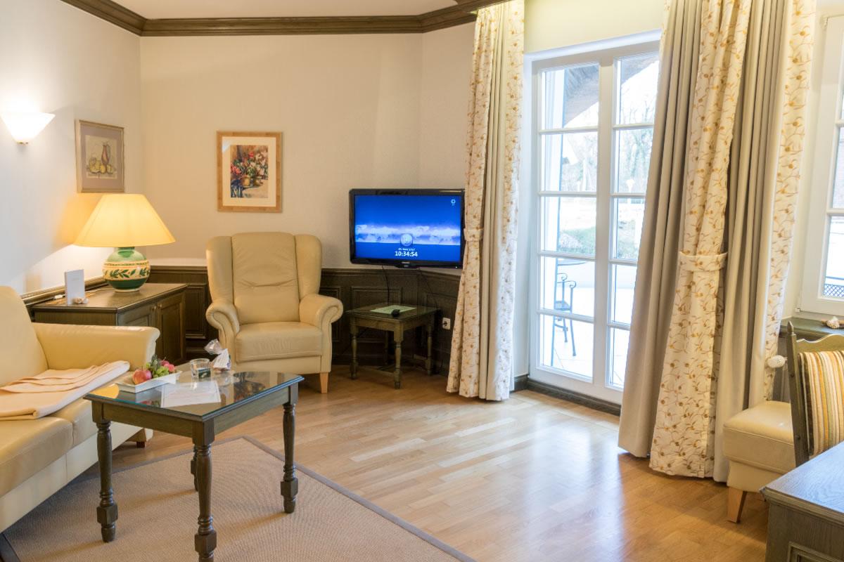 Wohnzimmer in Suite, Beispiel