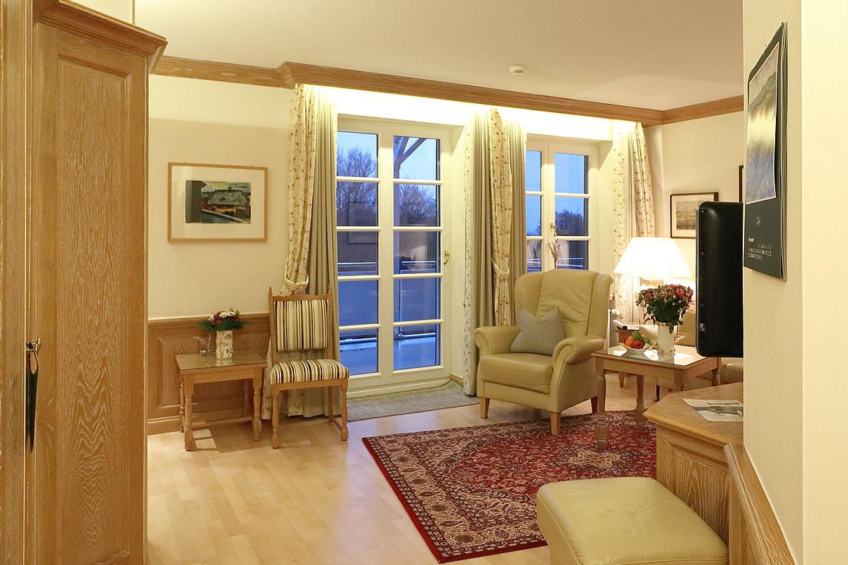 Suite in Haus Fischerwiege