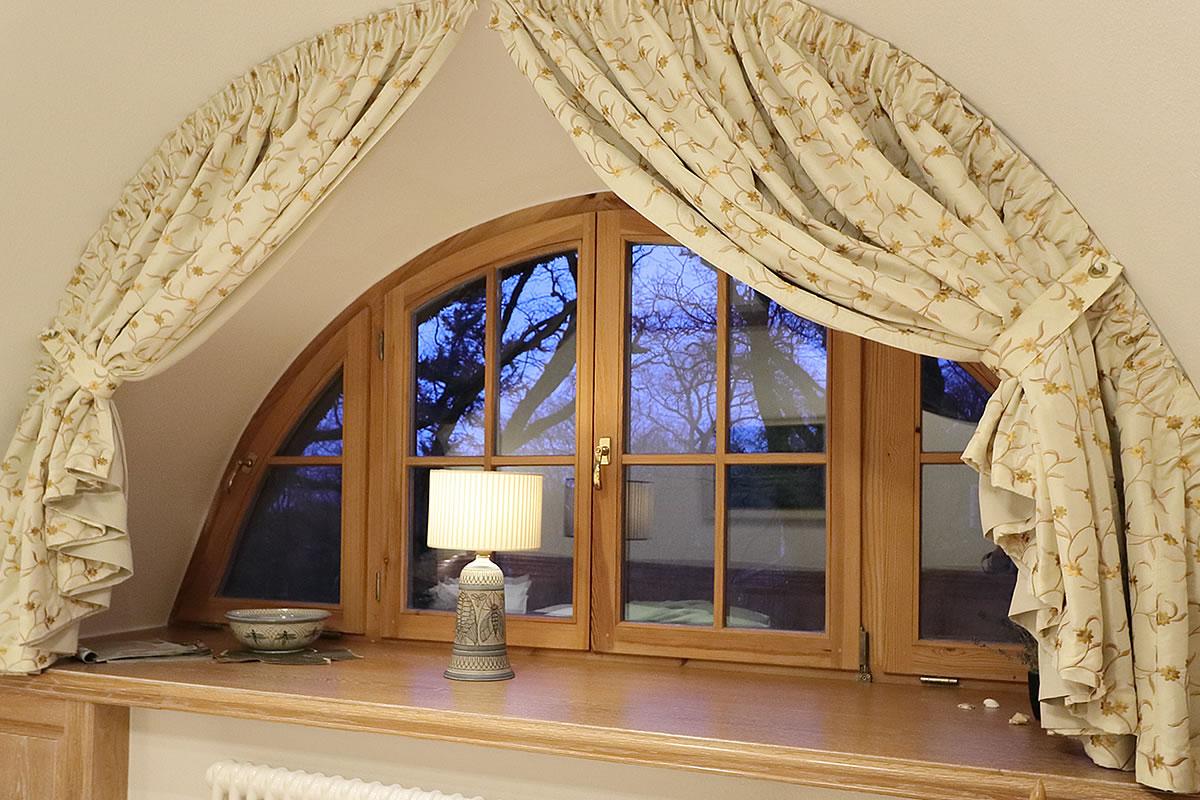 Romantische Gaubenfenster, Suite Haus Fischerwiege