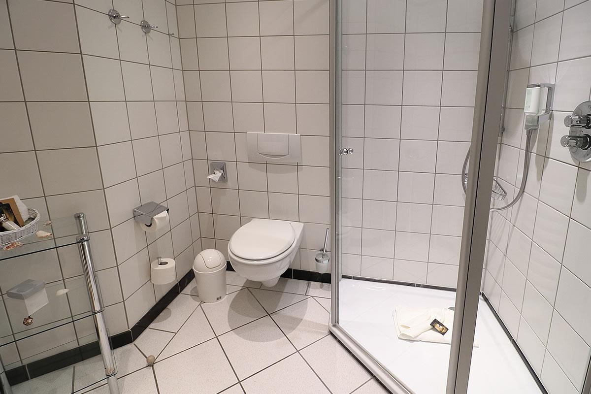 Bad in Suite, Hotel Fischerwiege