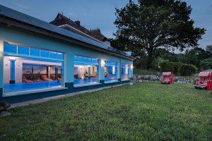 Spa-Bereiche mit Blick ins Grüne, Hotel Fischerwiege
