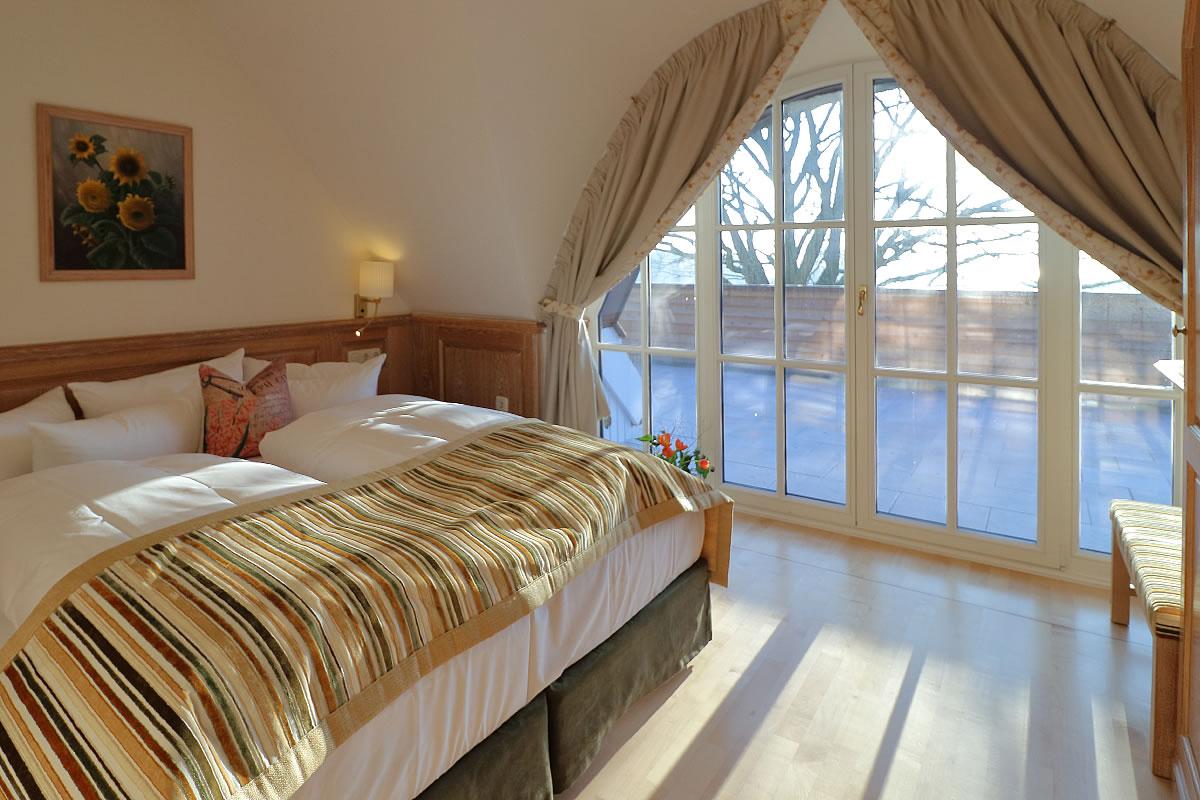 Schlafzimmer, Suite, Beispiel