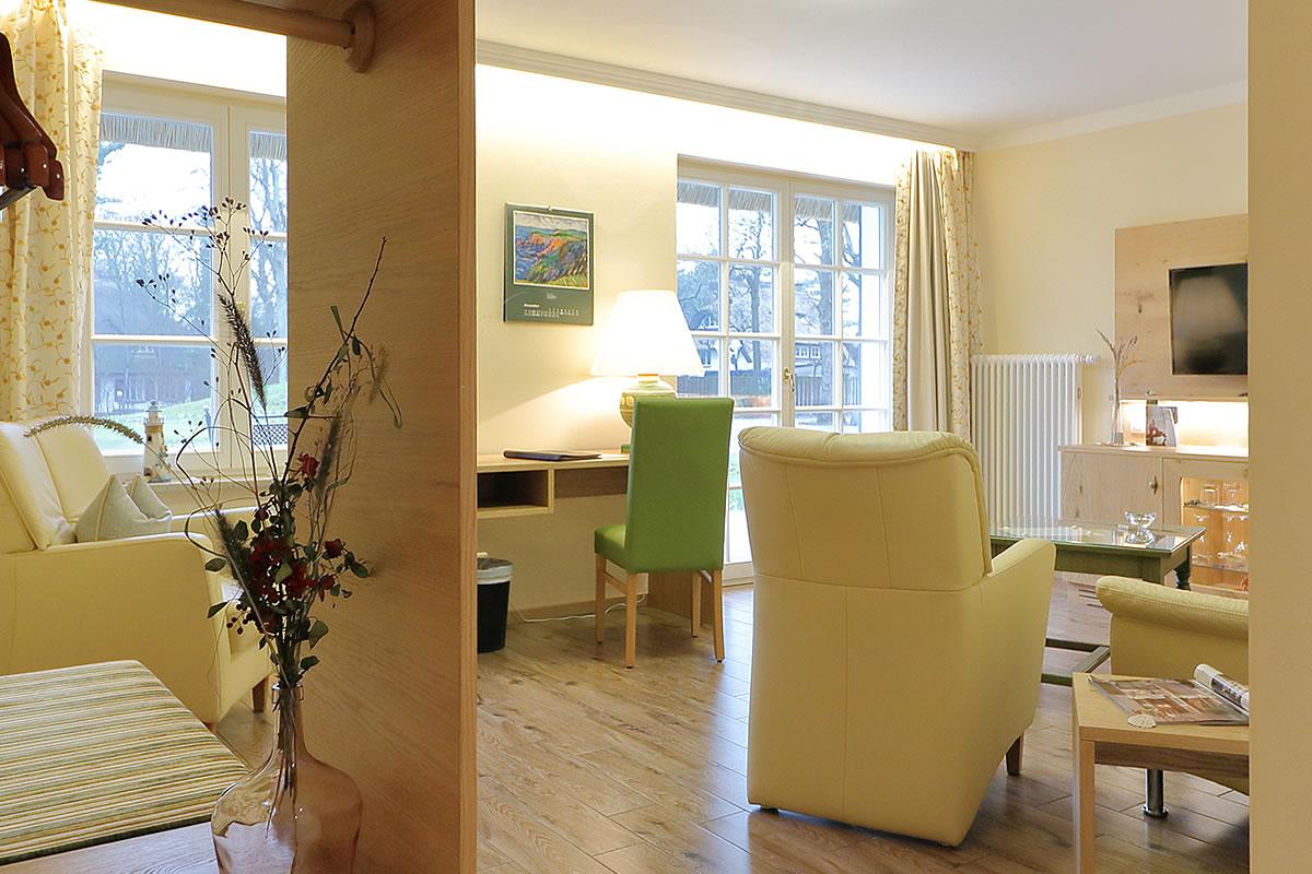 Suite im Hotel Fischerwiege