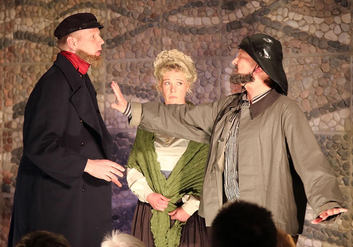 Theater im Hugo-Richter-Lefensdorf-Saal