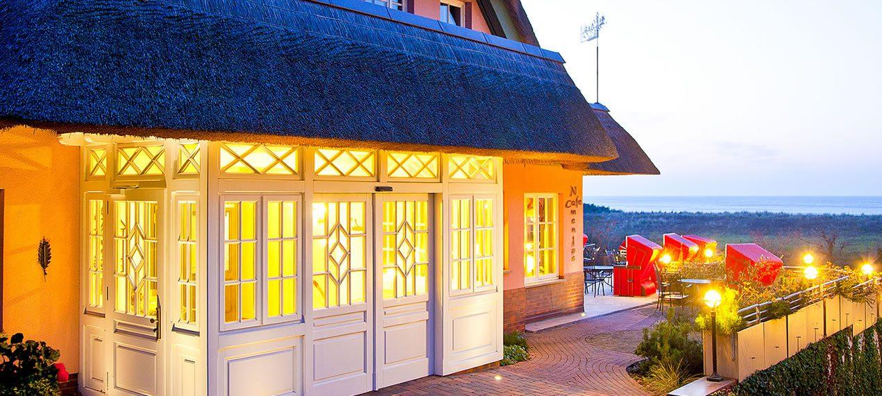 Romantik Hotel Namenlos in Ahrenshoop