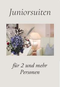 Juniorsuiten, Hotel Fischerwiege
