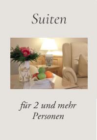 Suiten in Hotel Fischerwiege