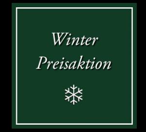 Winter-Preisaktion im Romantik Hotel an der Ostsee.