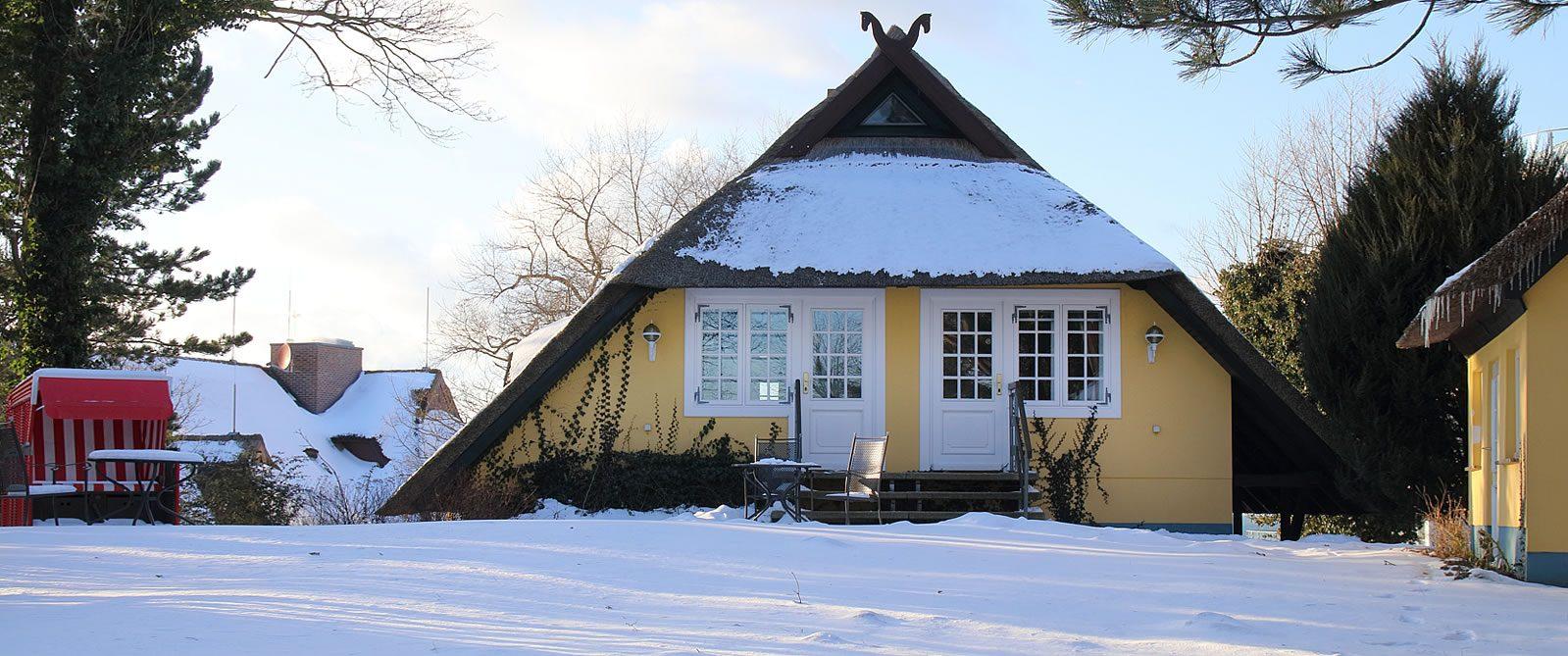 Gästehaus Bergfalke zur Bodden-Seite