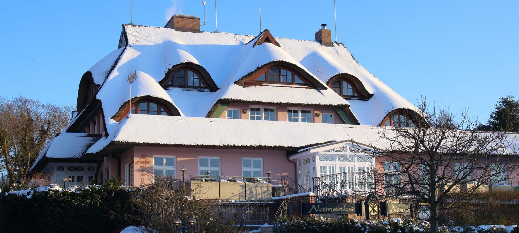 Hotel Namenlos, Winter, 2018