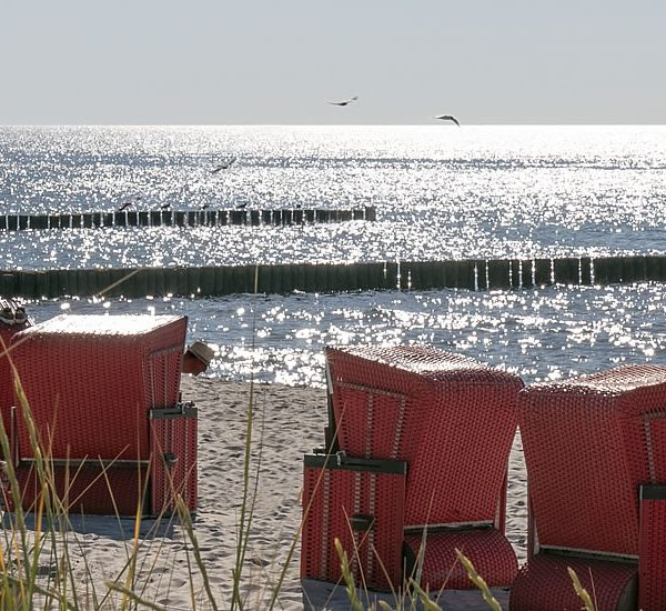 Strandurlaub Ostsee