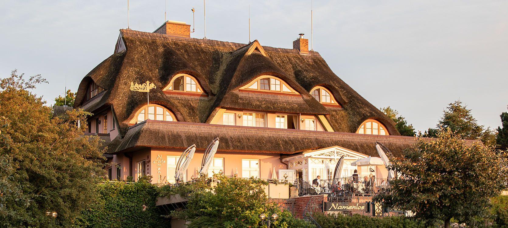 Hotel Namenlos zur Seeseite