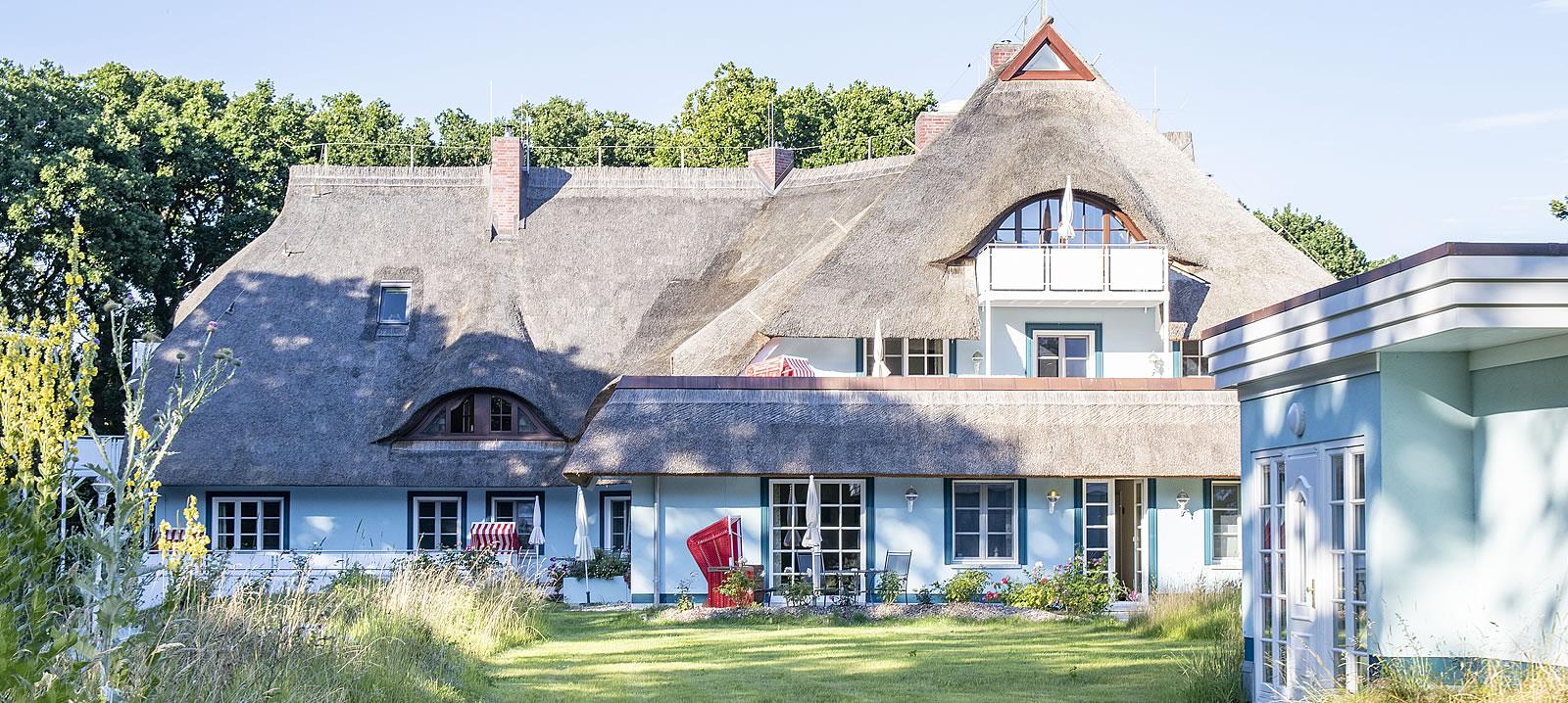 Haus Fischerwiege Südseite