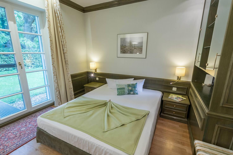 Einzelzimmer, Schlafbereich, 139