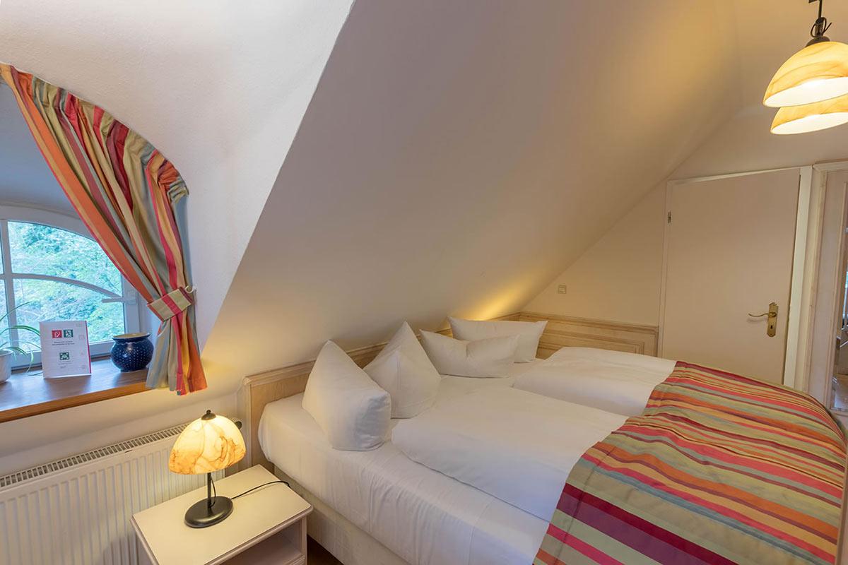 Schlafbereich, Suite über 2 Etagen