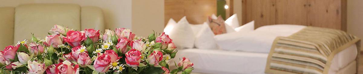 Schlafbereich, Juniorsuiten in Hotel Fischerwiege