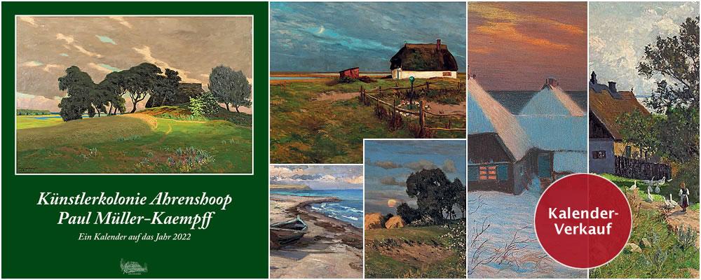 Kunstkalender 2022 Collage